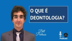 o que e deontologia podcast objetivismo brasil youtube thumbnail